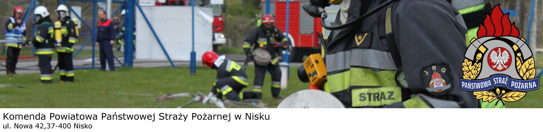 Komenda Powiatowa PSP w Nisku